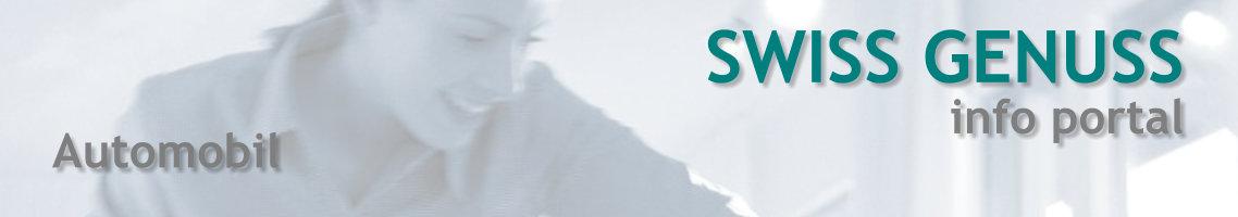 SWISS GENUSS - Swiss Auto Portal