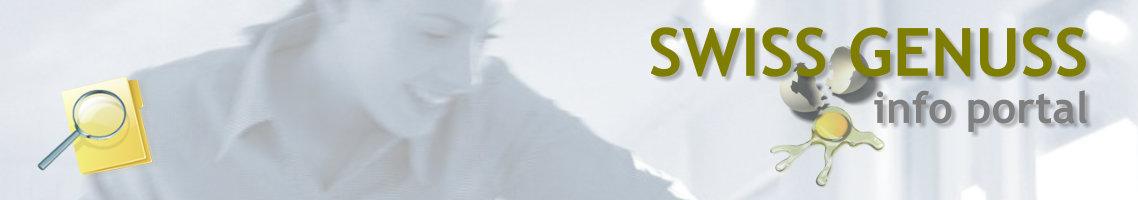 SWISS GENUSS info portal